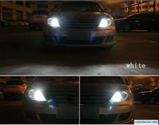 Что такое габаритные огни на автомобиле?