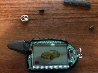Можно ли заменить брелок автосигнализации на другой?
