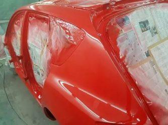 Как восстановить лакокрасочное покрытие автомобиля своими руками?