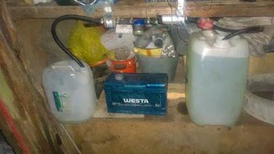 Как очистить дизтопливо в домашних условиях?