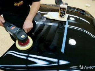 Как придать блеск автомобилю своими руками?